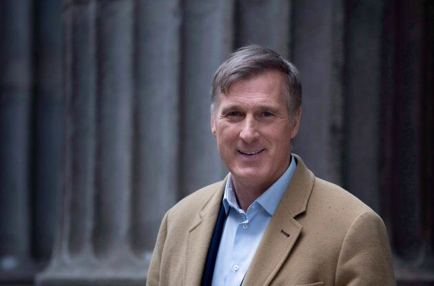 People's Party leader Maxime Bernier is seen in Montreal on Dec. 14,