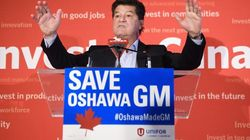 Unifor's Super Bowl Ad Slams GM As