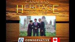 Tories Should Apologize For 'Heritage Minutes' Attack Ad: Historica