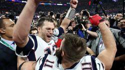 New England Patriots Beat Los Angeles Rams 13-3 At Super