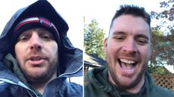 Victoria Man's 'Snow Shovelling' Prank Video Is Cold …