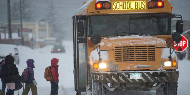 In areas where snow is common, school cancellations due to snow are