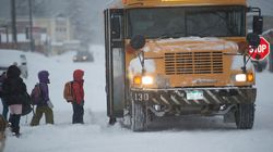 When Buses Are Cancelled, Should You Bring Your Kids To