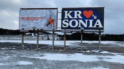 What's The Story Behind These Mysterious Billboards In N.L.