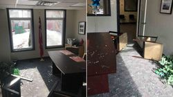 Ontario NDP MPP's Office Got Trashed By A Wild