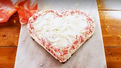 Say 'I Love You ... And Cake' With This Sweet Valentine's Day