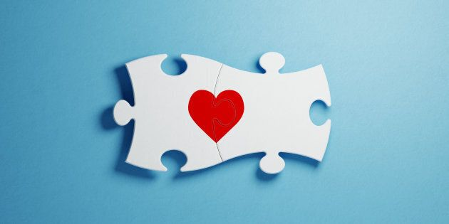 Learning how and why you love piece together a way to finding lasting