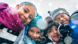 10 Easy Activities To Keep Kids Busy On Snow
