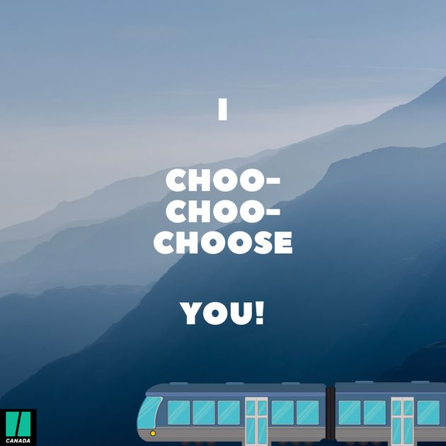 Canadian-Themed Valentine's Cards You Didn't Know You Needed In Your