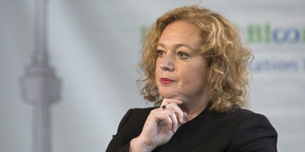 Ontario Minister of Children, Community and Social Services Lisa MacLeod announces changes to the province's...