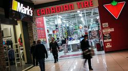 Woman Jailed For Terror Charges In Canadian Tire