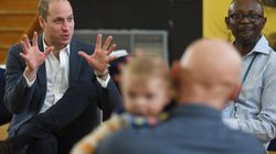 Prince William Gets Honest About Diapers And Dad