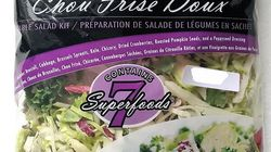 Eat Smart Brand Sweet Kale Bags Recalled Due To Listeria