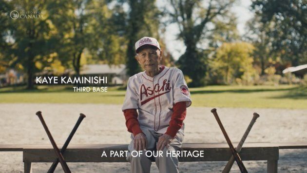 Kaye Kaminishi, at 97 years old, is the last surviving player of the Vancouver Asahi.