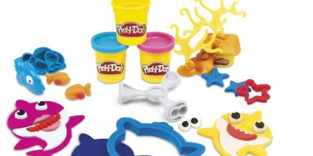 Hasbro has announced it's releasing a Baby Shark Play-Doh