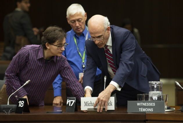 Michael Wernick, clerk of the Privy Council, said parts of a bombshell report that alleged the Liberals...