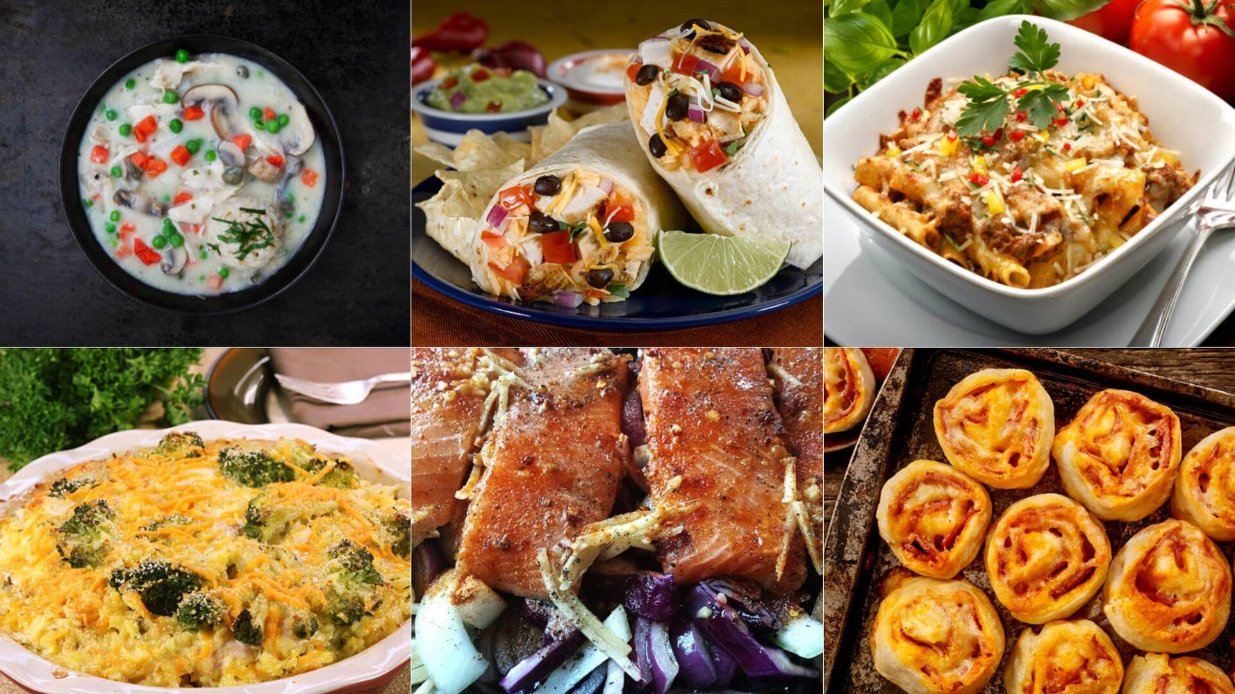 Weekly Meal Plan 6 Kid Friendly Dinner Recipes Feb 24 March 1
