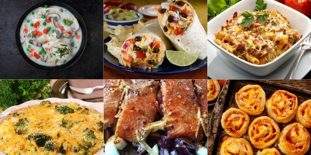 These six kid-friendly recipes are super yummy.