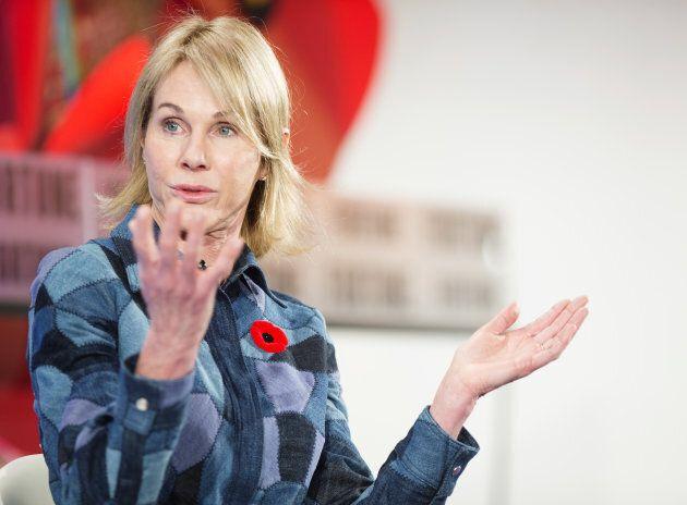 Kelly Craft, U.S. ambassador to Canada, speaks during Fortune's Most Powerful Women International Summit...
