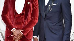 Stephan James, Shamier Anderson Are Downright Dapper At The