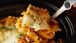Lasagna In The Slow Cooker Is The Hack You Didn't Know You