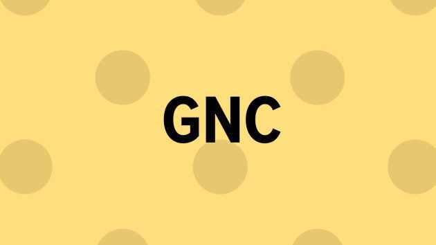 GNC stands for
