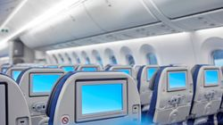 Your Airline Seat May Be Watching