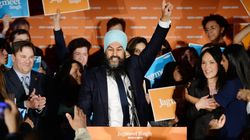 Jagmeet Singh Wins Crucial B.C. Byelection, Scores Federal