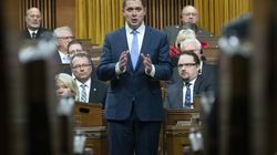 Scheer Brushes Off Concerns About Tories Flirting With Yellow