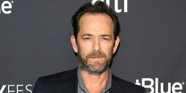 Actor Luke Perry, 52, died in Los Angeles after a massive stroke.