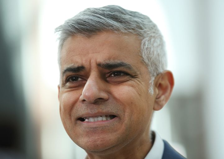 Sadiq Khan and the American president have a long-term personal feud