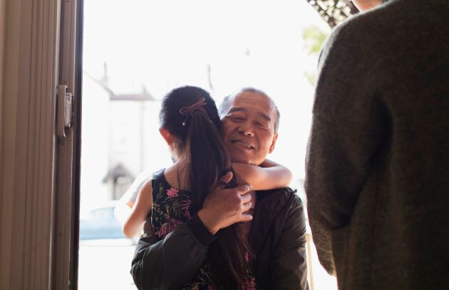 'Bonus' Grandparents Can Be A Family's Rock Amid The Chaos Of