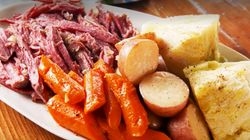 St. Patrick's Day Dinner Is Easy Thanks To Your Instant Pot O'