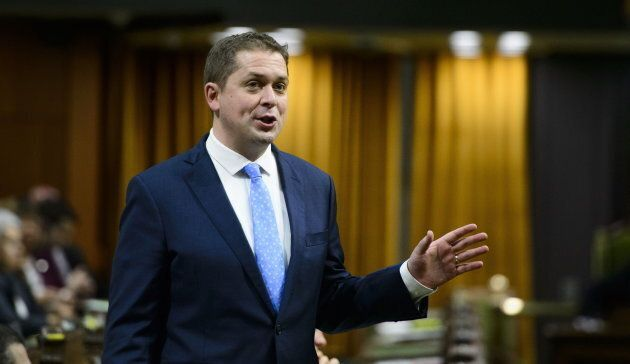 Conservative Leader Andrew Scheer says his party will offer Canadians a rebate on the sales tax applied...