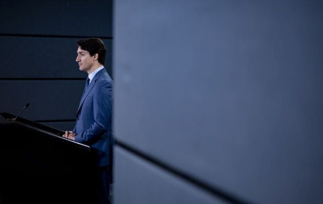 Prime Minister Justin Trudeau says there was an