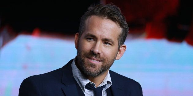 Ryan Reynolds attends the premiere
