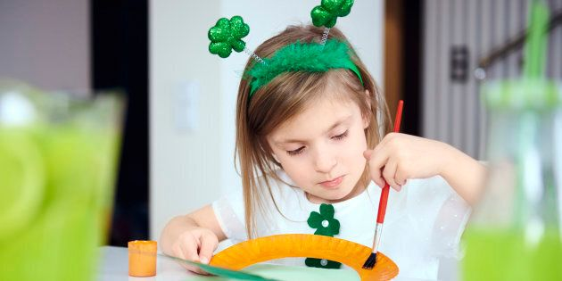 Kids will love these St. Patrick's Day