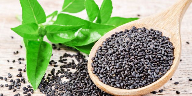 Basil seeds might be the next chia