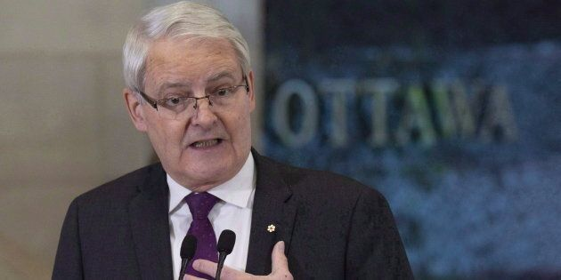 Transport Minister Marc Garneau says the federal government has no plans to ground a model of Boeing's...