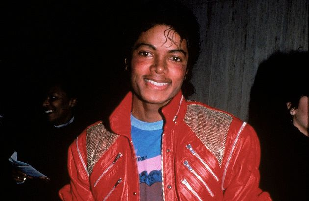 """Michael Jackson in 1983, the year he recorded a song with Paul Anka that later ended up on Drake's song """"Don't Matter to Me."""""""