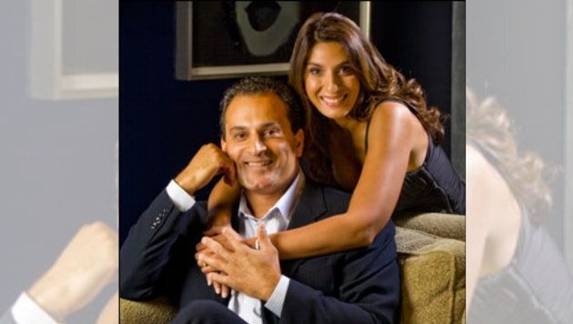 David Sidoo and and his wife