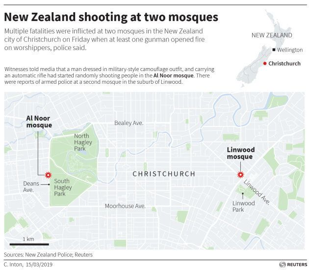 New Zealand Prime Minister Jacinda Ardern Vows To Reform Gun Laws Following Christchurch