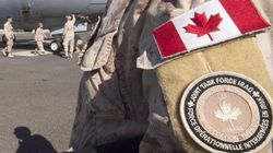 Feds Extend Canada's Military Missions In Iraq And
