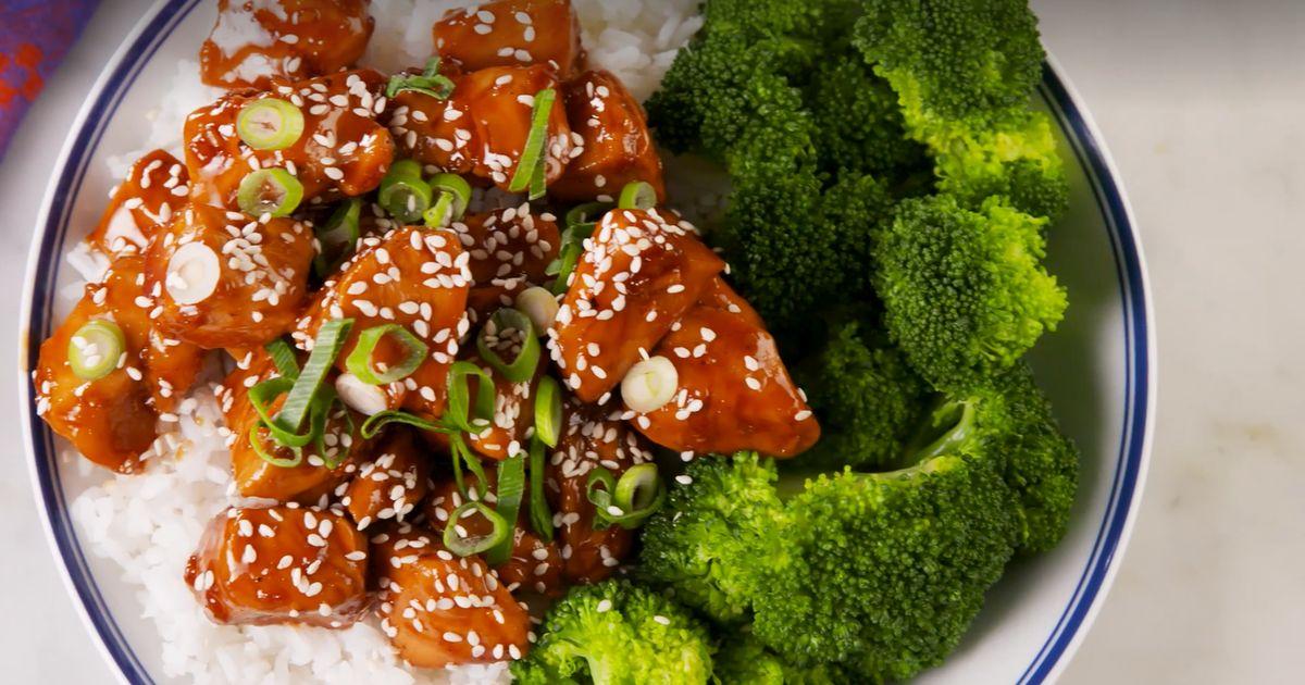 This Teriyaki Chicken Recipe Is The Easiest Weeknight