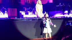 Watch This 7-Year-Old Blow Céline Dion Away With Her