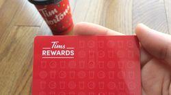 Tim Hortons FINALLY Has a Rewards