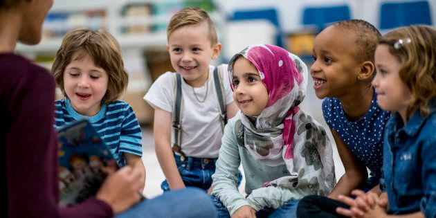 How Do We Teach Our Kids To Embrace A Diverse