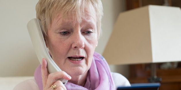 Vancouver police are warning seniors of a phone scam that has defrauded residents out of millions of