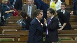 Scheer's Budget Tantrum Shows He'd Rather Walk Out Than Take A