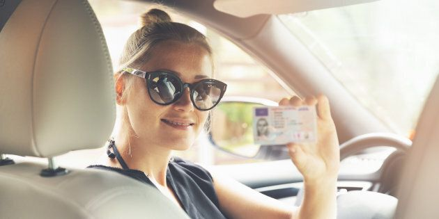 Residents who want to change their driver's licence can do so at any authorized issuer at no